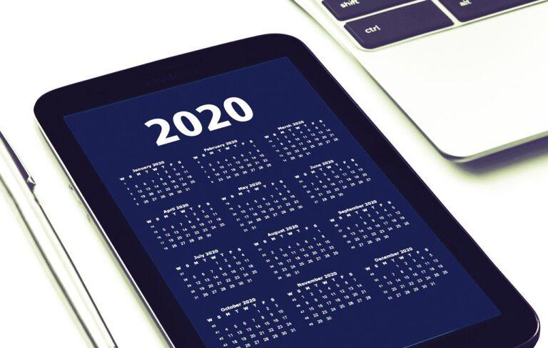 agenda, smartphone, schedule plan