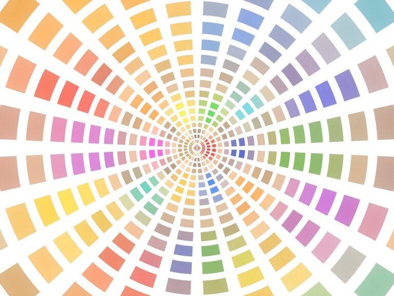 range, color palette, color picker